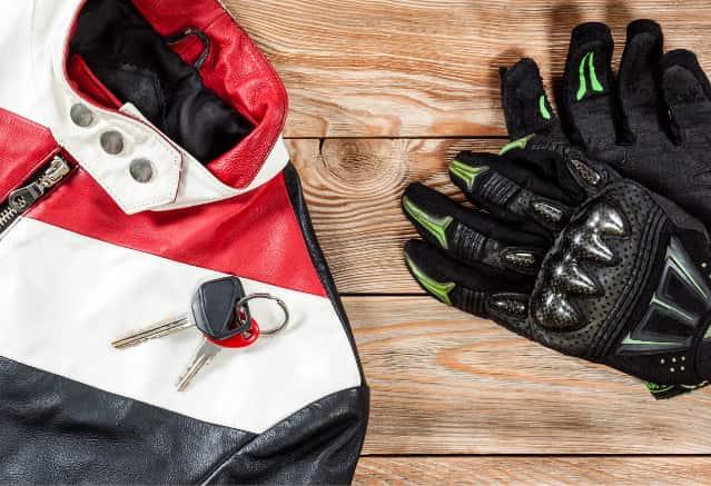 Garantie accessoires et équipement vestimentaire