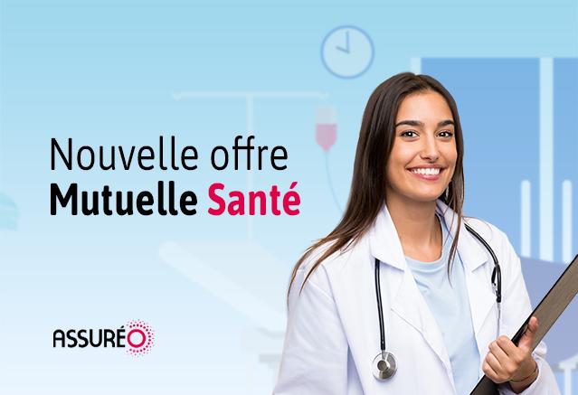 Offre assurance santé Assuréo