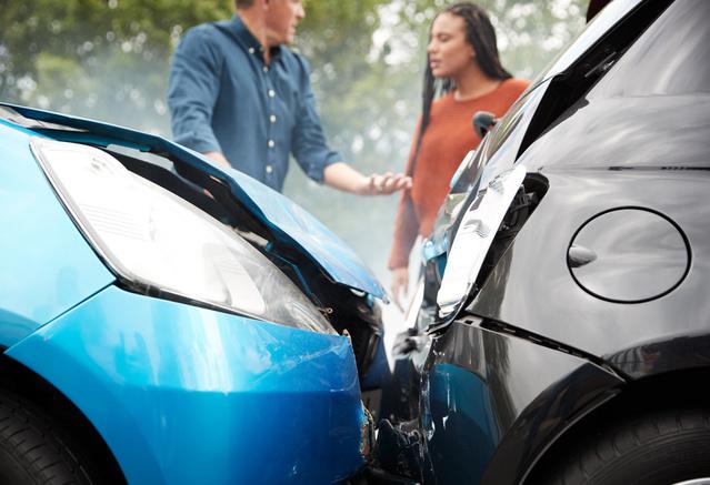 voiture accident pas responsable